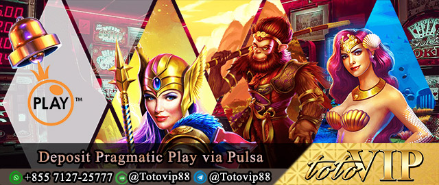 Deposit Pragmatic Play via Pulsa