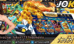 Livechat Joker123 Indonesia